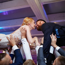 Wedding photographer Justyna Matczak Kubasiewicz (matczakkubasie). Photo of 07.10.2018