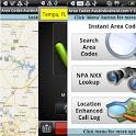 Instant Area Code icon