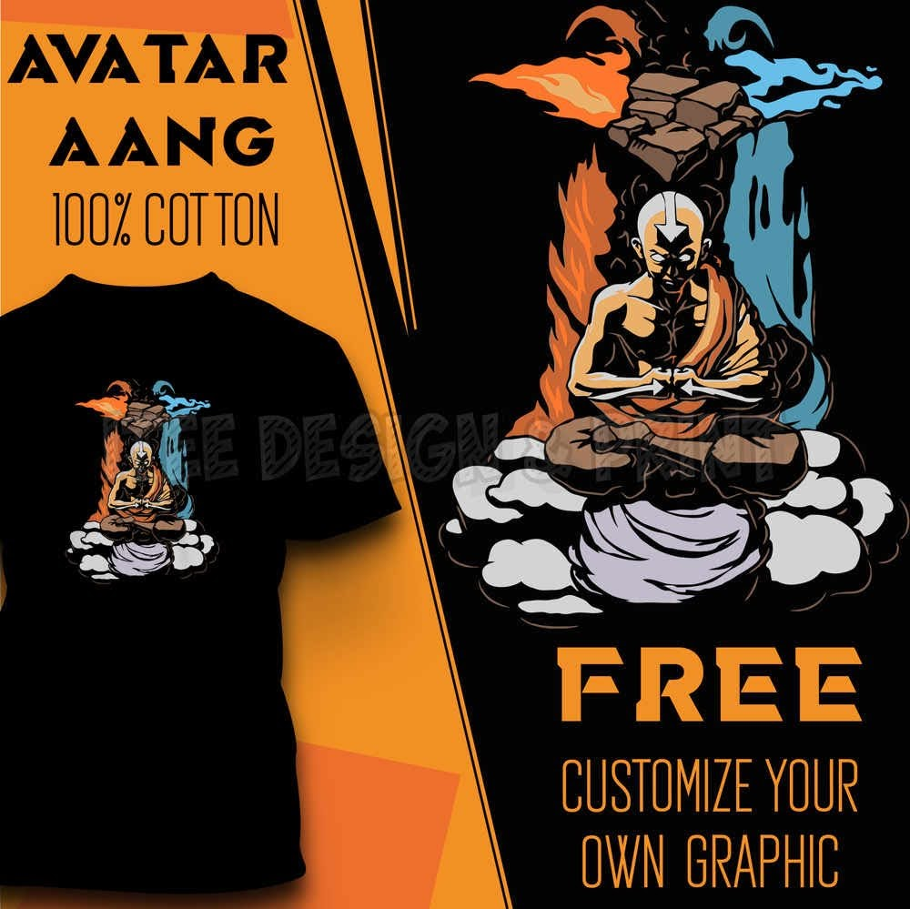 Avatar Aang - 3 6