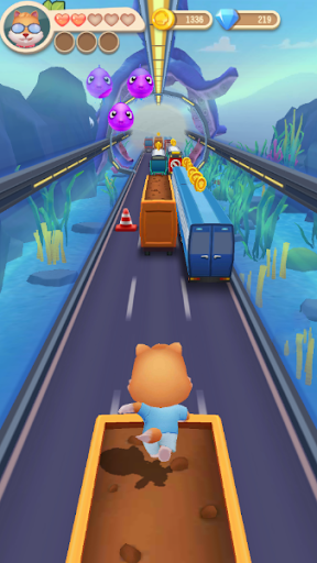 Forest Run - Pet Home android2mod screenshots 1