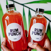 Chubby's Rum Punch 16oz