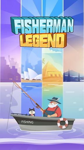 Fisherman Legend - Experience Real Fishing! apkmind screenshots 1