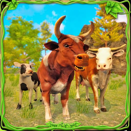 Bull Family Simulator: WildCraft