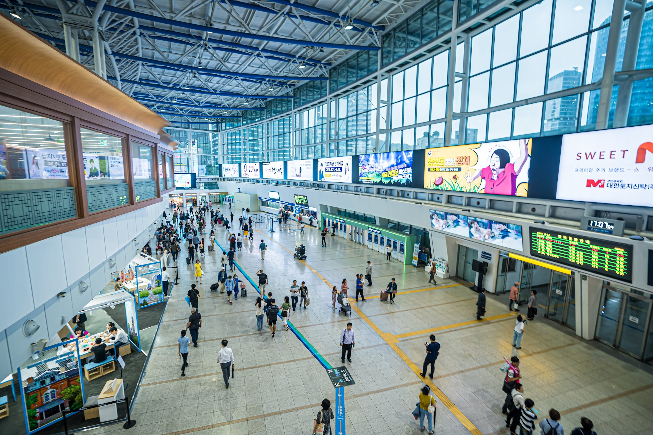 ソウル駅3