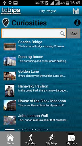玩旅遊App|PRAGUE Trips & Guide PACK免費|APP試玩