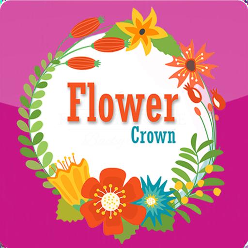 Flower Crown Photo Editor 遊戲 App LOGO-硬是要APP