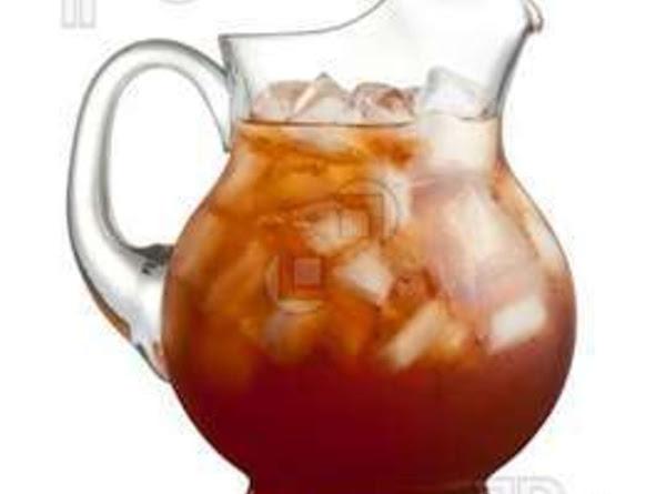 Stawberry Iced Tea Recipe