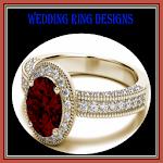 Wedding Ring Designs Icon