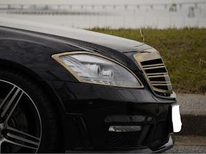 Sクラス W221 AMGスポーツエディション モカブラックのカスタム事例画像 たちせ Club Zeroさんの2019年10月29日17:16の投稿