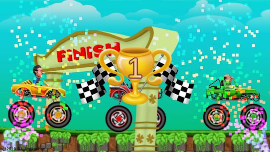 Motu Patlu Monster Car Game 6