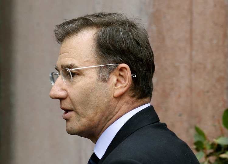 Glencore CEO Ivan Glasenberg. Picture: REUTERS