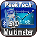 PeakTech- Multimeter (Bt 3.0) icon
