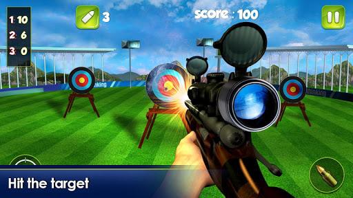 Sniper Gun Shooting - Best 3D Shooter Games apkpoly screenshots 6