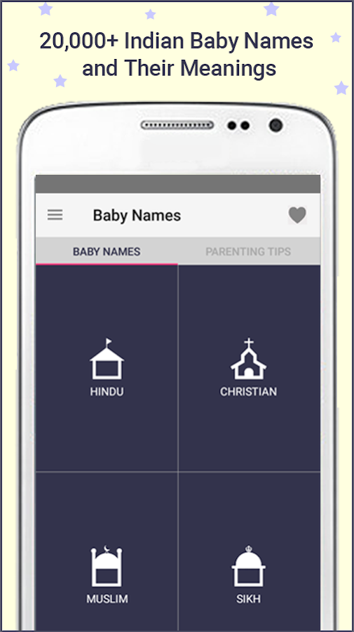Baby Boy Names With Meanings Shortlist From A Z Screenshot