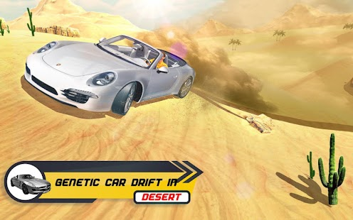 Drift Simulator: 911 Carrera S Cabriolet