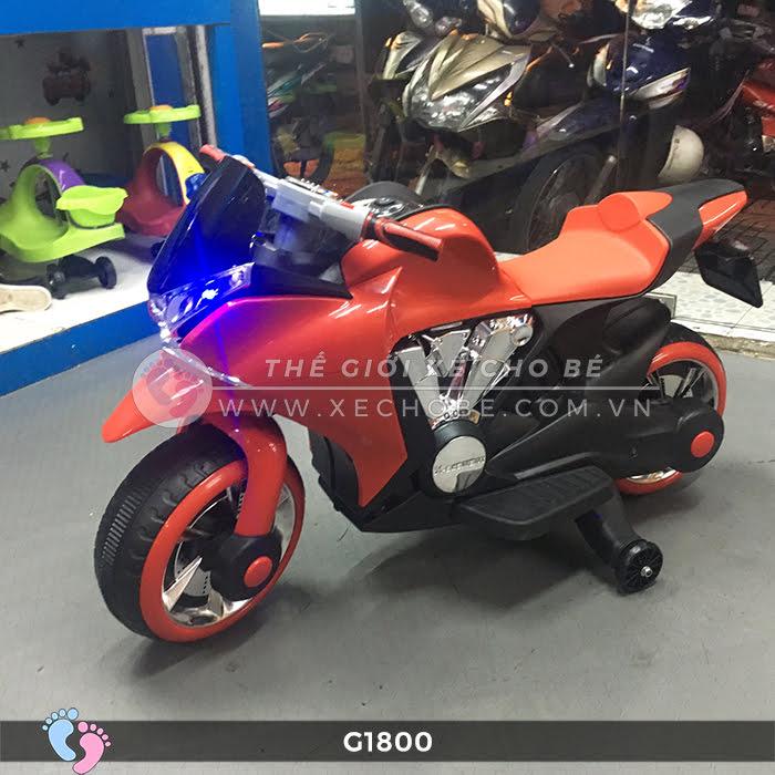 Xe mô tô điện trẻ em g1800 6