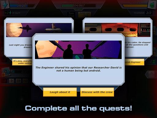 Genesis: Human Destiny 0.1.5 APK MOD screenshots 2