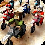 Dirtbike Survival Block Motos