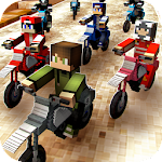 Dirtbike Survival Block Motos v2.6.0 Mod Money