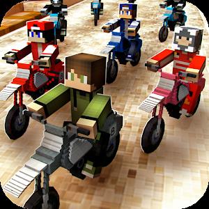 Dirtbike Survival Block Motos for PC and MAC