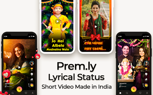 Prem.ly™ Lyrical Status screenshot 4