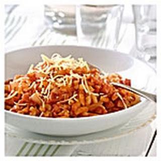 Macaroni Tradizionale met ham en kaas