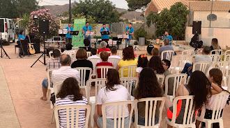Imagen del primero de los conciertos del IIICiclo 'Sones de Verano'.