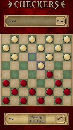 Checkers Free screenshot 1