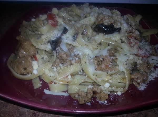 Italian Sausage Dinner Recipe