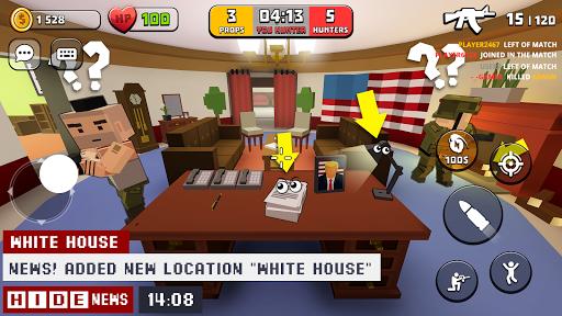 ⚫️ H.I.D.E. ⚫️  captures d'écran 2