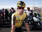 Impliqué dans la chute finale à la Vuelta, Primoz Roglic fait le point sur son état physique