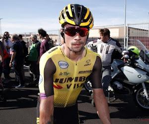 """Roglic niet verrast over de vorm van Valverde: """"Hij won de Vuelta toen ik nog op de latten stond"""""""