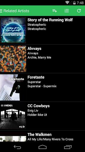 Companion 4 Spotify 1.5.0.0 screenshots 4