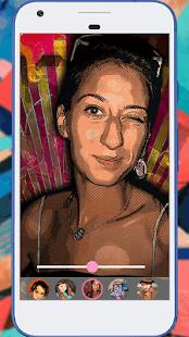 Insta Art Quick Editor - Cartoon Photo Editor - náhled