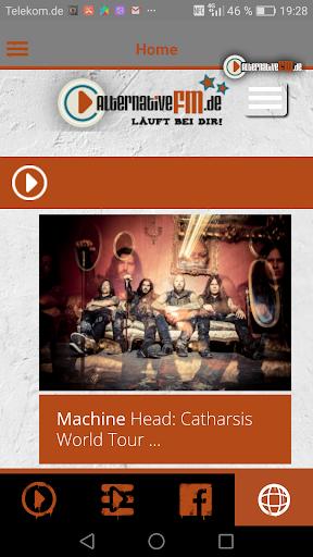 AlternativeFM 2.0 screenshots 4