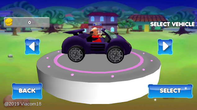 Motu Patlu Car Game image