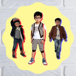 Fashion Anak Laki - náhled