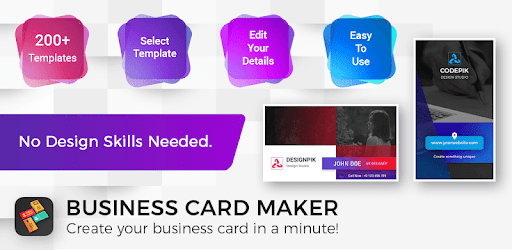 Digital Business Card Maker - Apps on Google Play