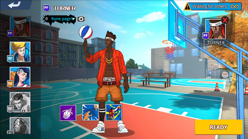 Street Dunk 3 x 3 Basketball 1.4.3.12 screenshots 1