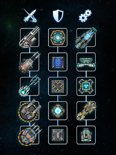 Space Arena: Build & Fight 9