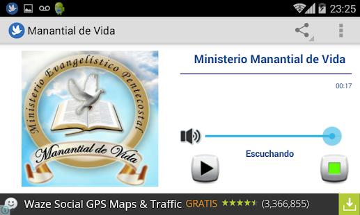 Ministerio Manantial de Vida - náhled