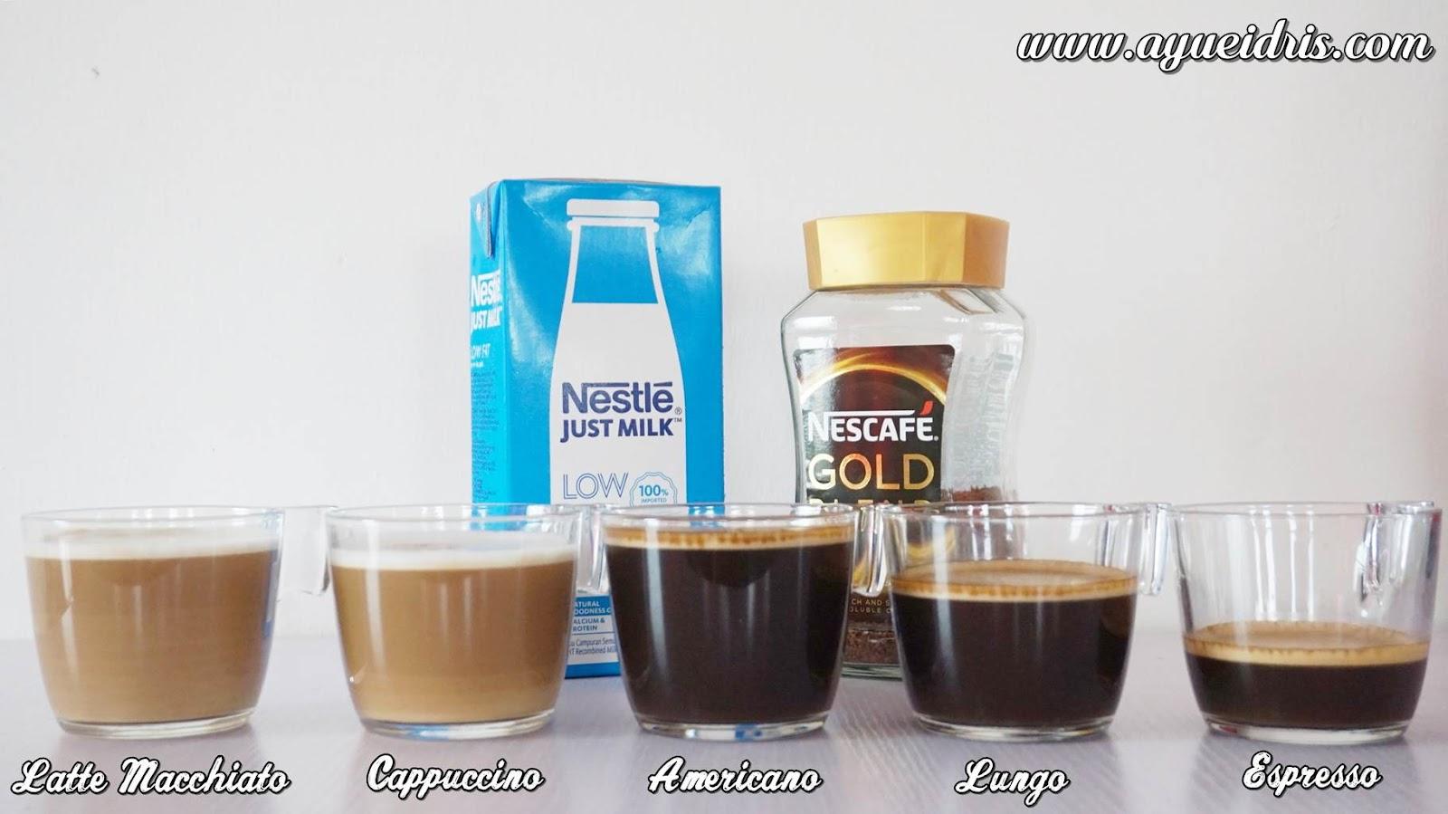 Nescafe Gold Barista Coffee Machine cara guna harga (35).JPG