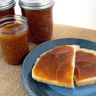 Perfect Pumpkin Butter