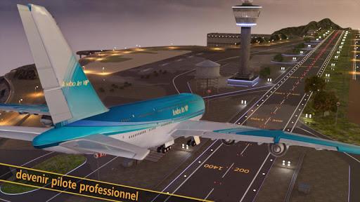 Télécharger Gratuit réal avion vol simulateur apk mod screenshots 1