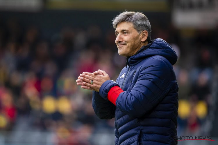 """Le retour de Mazzù à Charleroi : """"J'ose espérer qu'un bel hommage l'attend"""""""