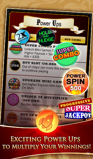 Slot Machine - FREE Casino screenshot 19