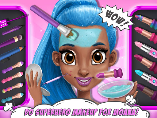 Power Girls Super City - Superhero Salon & Pets apktram screenshots 11