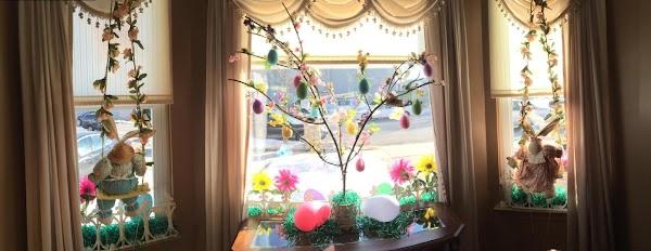 Easter Egg Tree Recipe