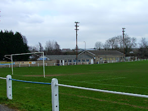 Photo: 22/03/06 - Ground photos taken at BTFC (Welsh League) - contributed by Paul Sirey