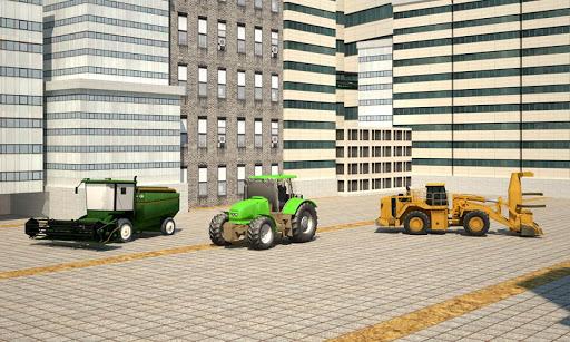 트랙터 농부 수송|玩模擬App免費|玩APPs